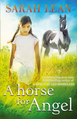 A Horse for Angel Paperback  by Sarah Lean