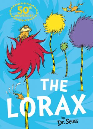 Cover image of The Lorax (Dr. Seuss)