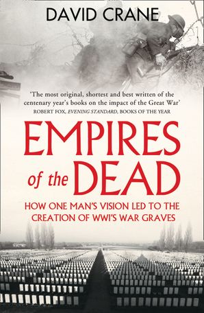 Empires of the Dead Paperback  by David Crane