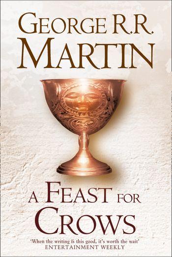 A Feast For Crows (Hardback reissue) - George R.R. Martin