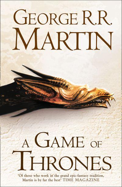 A Game of Thrones (Hardback reissue) - George R.R. Martin