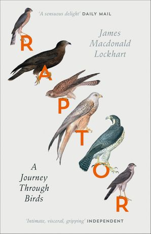 Raptor: A Journey Through Birds eBook  by James Macdonald Lockhart