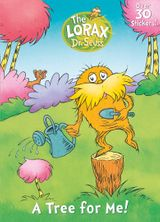The Lorax Sticker and Activity Book