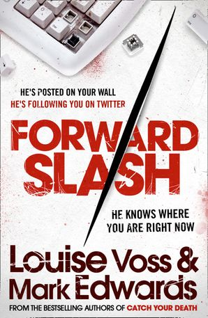 Forward Slash Paperback  by Mark Edwards