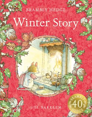 Winter Story (Brambly Hedge) Paperback  by Jill Barklem