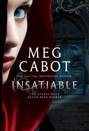 Insatiable Paperback  by Meg Cabot