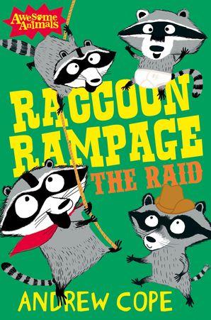 Raccoon Rampage - The Raid (Awesome Animals)