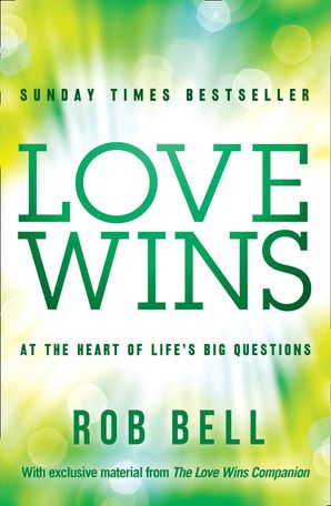 Love Wins Paperback  by Rob Bell