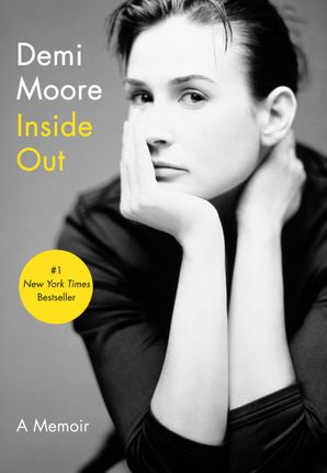 Inside Out Hardcover  by Demi Moore