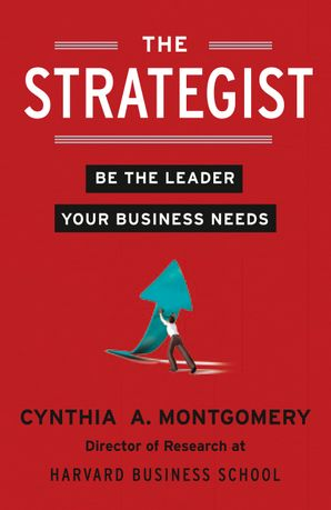 The Strategist Paperback  by Cynthia Montgomery
