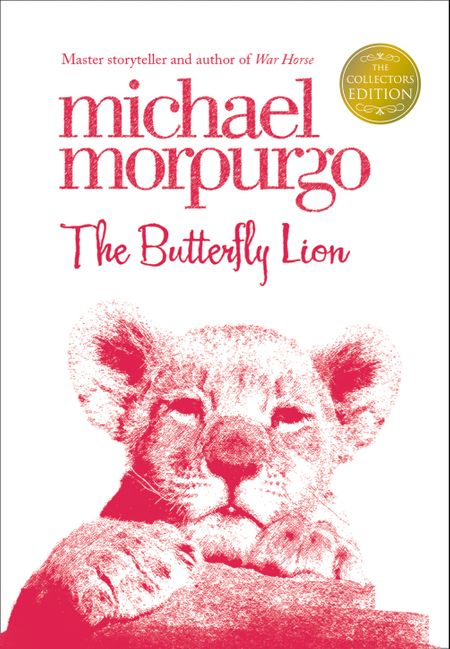 The Butterfly Lion (Collector's Edition) - Michael Morpurgo