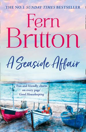 A Seaside Affair Paperback  by Fern Britton