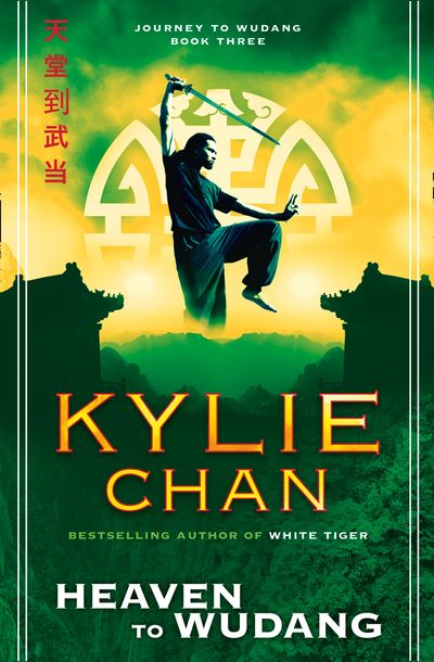 Heaven to Wudang - Kylie Chan