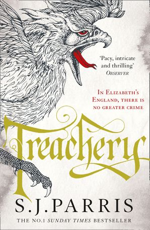 Treachery (Giordano Bruno, Book 4)