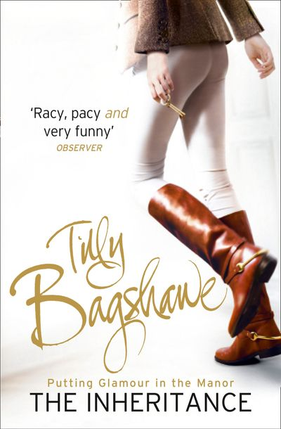 The Inheritance: Racy, pacy and very funny! (Swell Valley Series, Book 1) - Tilly Bagshawe