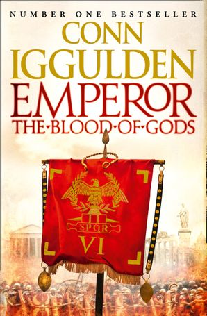 Emperor: The Blood of Gods Paperback  by Conn Iggulden