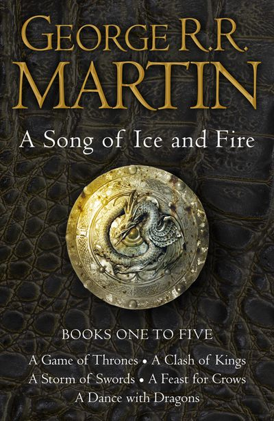 A Game of Thrones: The Story Continues Books 1-5 - George R.R. Martin