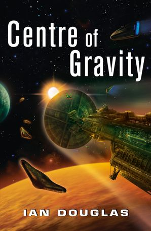 Centre of Gravity (Star Carrier, Book 2) eBook  by