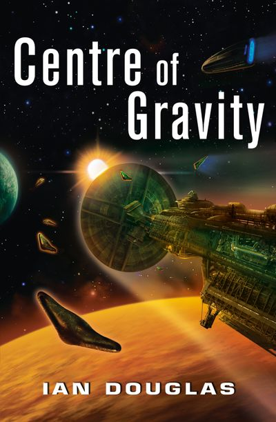 Centre of Gravity - Ian Douglas