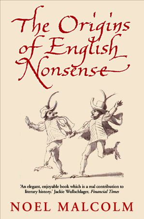 The Origins of English Nonsense eBook  by