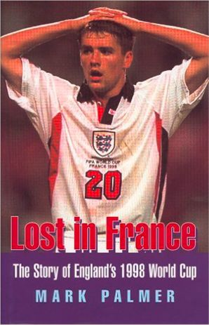 Lost in France eBook text-only edition by Mark Palmer