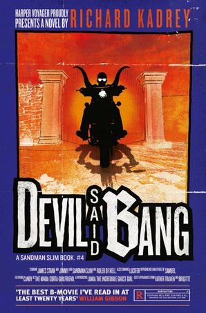 Devil Said Bang Paperback  by Richard Kadrey