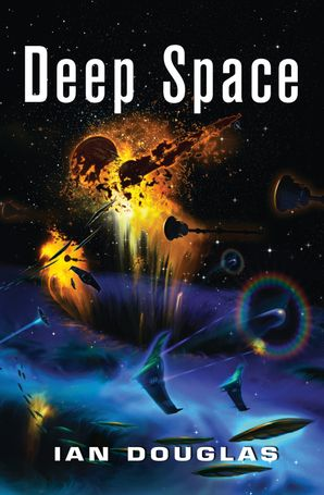 Deep Space (Star Carrier, Book 4) Paperback  by Ian Douglas