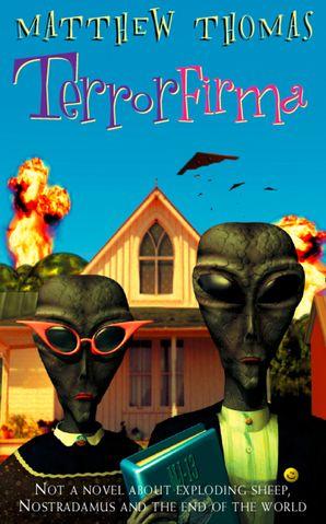 Terror Firma eBook  by Matthew Thomas