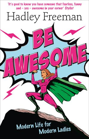 Be Awesome Paperback  by