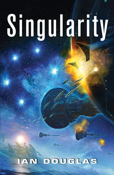 Singularity - Ian Douglas