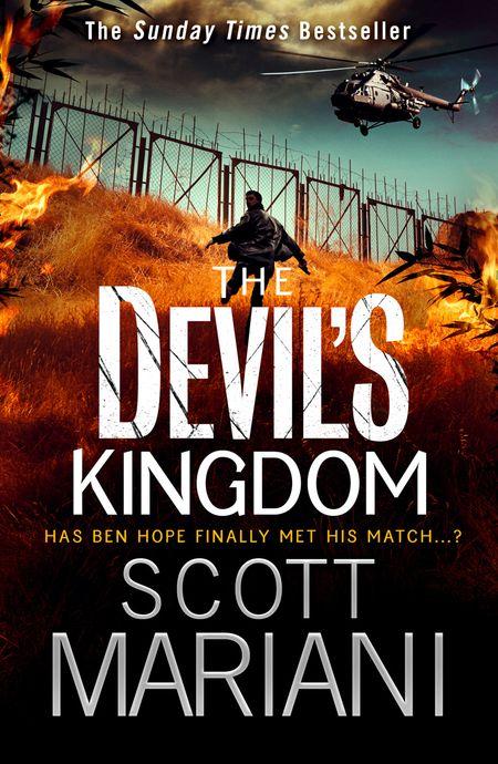 The Devil's Kingdom - Scott Mariani