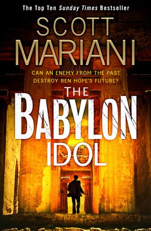 The Babylon Idol Paperback  by Scott Mariani