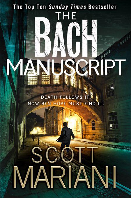 The Bach Manuscript - Scott Mariani
