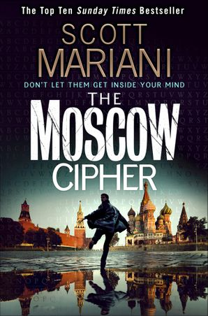 The Moscow Cipher (Ben Hope, Book 17) Paperback  by Scott Mariani