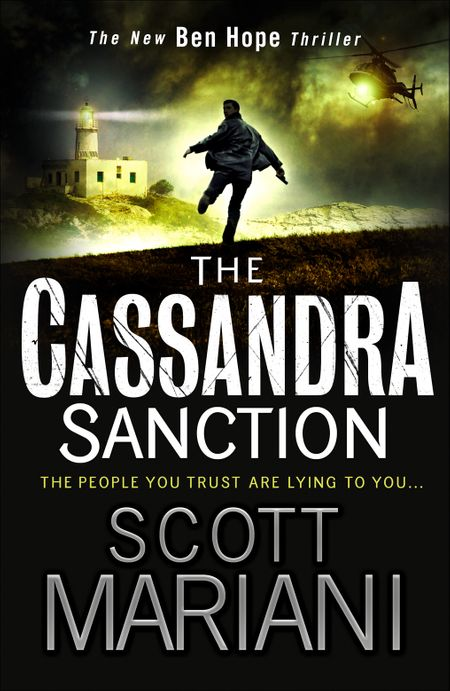 The Cassandra Sanction (Ben Hope, Book 12) - Scott Mariani