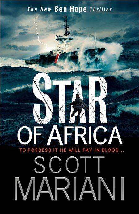 Star of Africa (Ben Hope, Book 13) - Scott Mariani