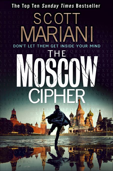 The Moscow Cipher (Ben Hope, Book 17) - Scott Mariani
