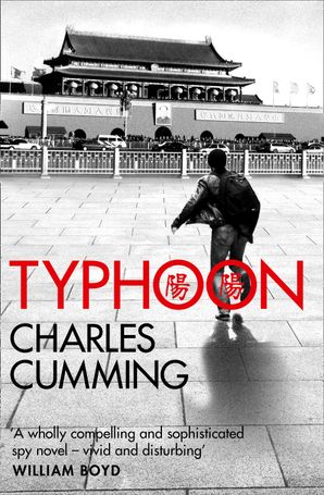 Typhoon Paperback  by Charles Cumming