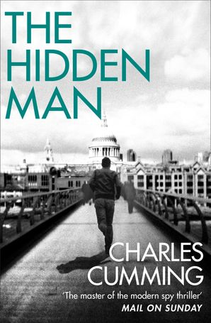 The Hidden Man Paperback  by Charles Cumming