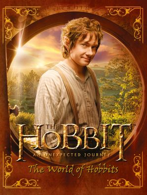 The World of Hobbits Paperback  by No Author
