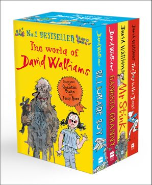 The World of David Walliams Paperback  by