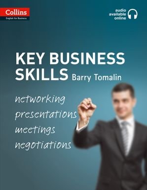 Key Business Skills: B1-C1 (Collins Business Skills and Communication) Paperback  by Barry Tomalin
