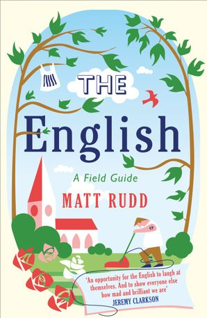 The English Paperback  by Matt Rudd