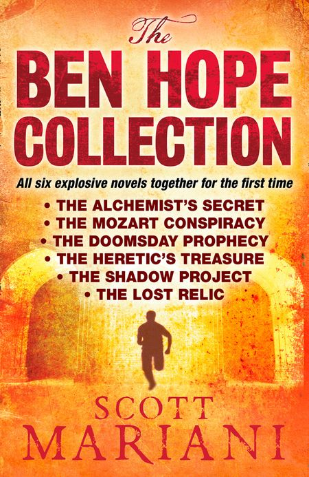 The Ben Hope Collection: 6 BOOK SET - Scott Mariani