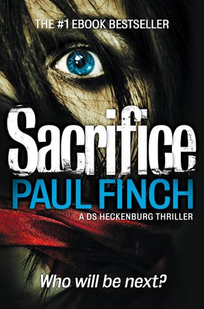 Sacrifice Paperback  by Paul Finch
