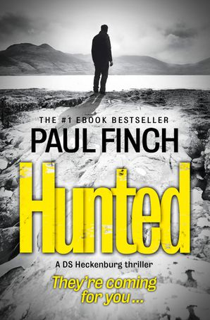 Hunted Paperback  by Paul Finch