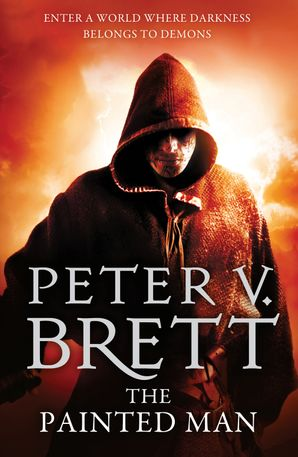 The Painted Man Paperback  by Peter V. Brett