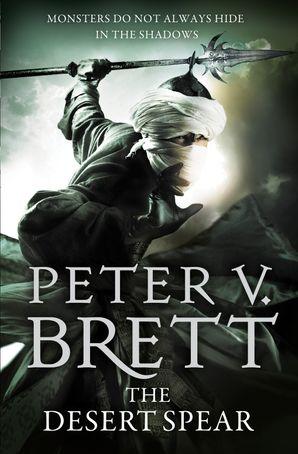 The Desert Spear Paperback  by Peter V. Brett