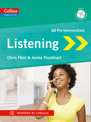 Listening: A2 (Collins English for Life: Skills) Paperback  by Chris Flint
