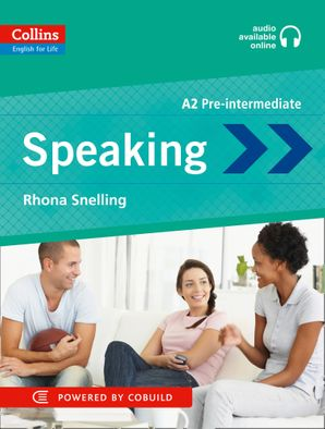 Speaking: A2 (Collins English for Life: Skills) Paperback  by Rhona Snelling